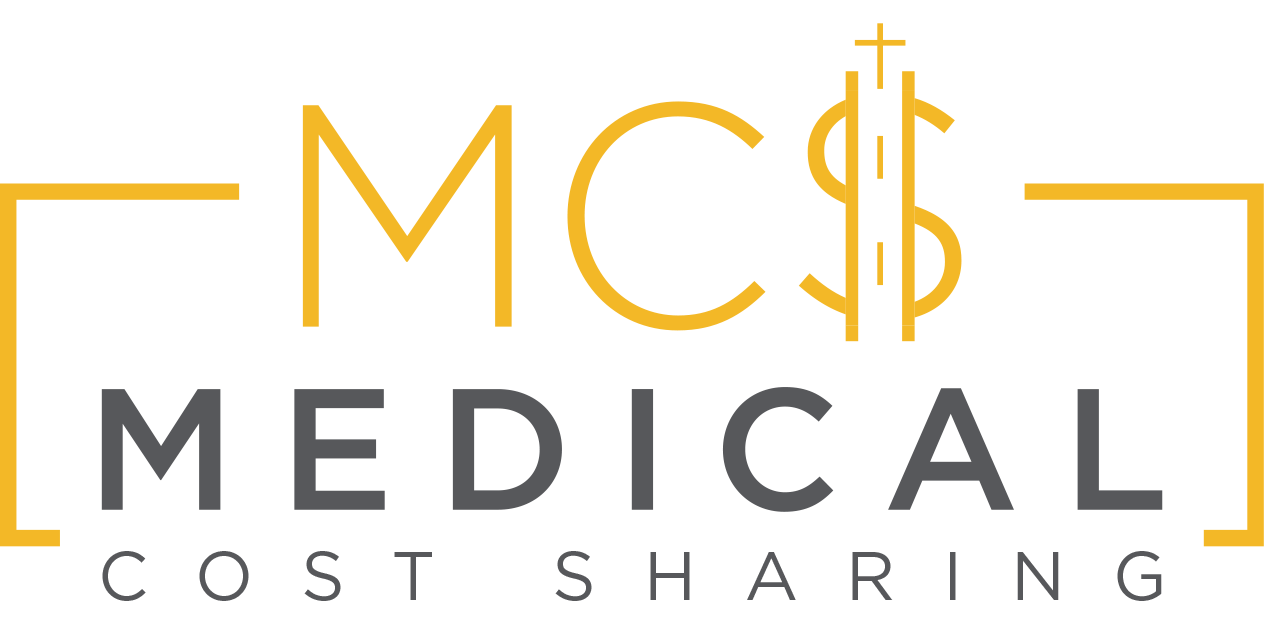 MCS Medical Cost Sharing Logo